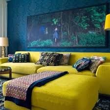 Image Result For Blue Grey Green Yellow Color Living Room Part 88