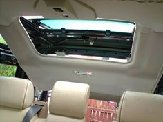 Fixing a Land Rover Discovery Sunroof