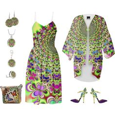 "My New ""Butterflies On The Wing"" Collection!   #sundresses #kimonos #jewelry #earrings #necklaces #charms #rings #fashion #RoseSantuciSofranko #Artist4God #CafePress #PAOM #printalloverme @cafepress #designer *** www.Artist4God.net *** for more info on my products #forsale"