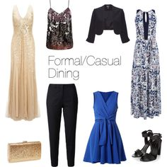 What To Wear On A Cruise on Polyvore featuring Adrianna Papell, Oasis, Closet, Coast, Current/Elliott and Natasha Couture