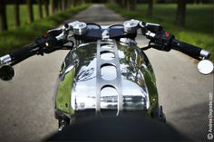 Triumph Sprint 900 Cafe Racer ~ Return of the Cafe Racers