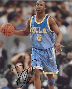 8ae37d4d087 Baron Davis UCLA Bruins signed autographed