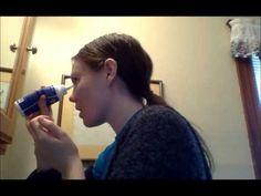 Creating Bajoran Nose Ridges From PVA Glue (Cheap and Easy Latex Alternative! Film Star Trek, Star Trek Movies, Star Trek Cosplay, Male Cosplay, Cosplay Makeup, Cosplay Costumes, Costume Makeup, Timeline Movie, Star Trek Convention
