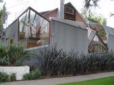 Frank Gehry's Santa Monica house