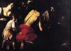 Giovanni Battista Caracciolo, detto il Battistello - Qui vult venire post me... - 1615