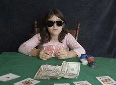 Gyerek a pókerasztalnál | Fotó: Rusty Elliott - PROAKTIVdirekt Életmód magazin és hírek - proaktivdirekt.com