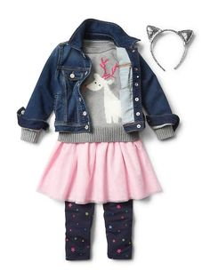 Baby Clothing: Toddler Girl Clothing: gift kits her gift shop | Gap