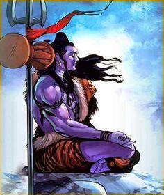 Lord Shiva is the ruling deity of Cathurdashi, is the god of destruction Lord Shiva Hd Wallpaper, Ganesh Wallpaper, Mahakal Shiva, Shiva Statue, Hindus, Angry Lord Shiva, Lord Shiva Sketch, Mahadev Hd Wallpaper, Rudra Shiva