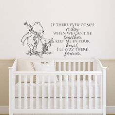 Wall Decal Quote Piglet The Things That Make Me Diffe Winnie Pooh Vinyl Sticker Nursery Children S Room Murals Home Décor Kids A348 Stickers