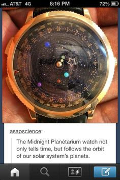 If you missed out on Fossil's limited offer but have to spare, there's a midnight planetarium watch that might do the trick.