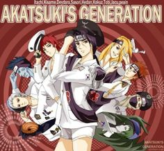 Akatsuki as snsd: To the one who made this: You're an effing genius!! Hahahahah!!