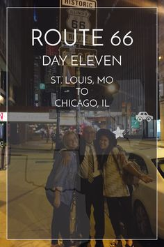 11/14 days of Route 66. FINAL DRIVING DAY to Chicago! — #route66 #roadtrip | maddily