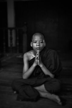 Meditation Photo by Kent Schaffer - 2015 Traveler Photo Contest