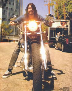 Dave Grohl ; Nirvana & Foo Fighters
