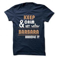 BARBARA T-Shirts, Hoodies (19$ ==► Order Here!)