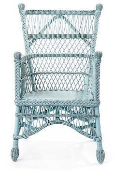 Beehive Wicker Chair-Available in Var - outdoor chairs - The Well Appointed House Wicker Chairs, Deck Chairs, Outdoor Chairs, Dining Chairs, Lounge Chairs, Chair Cushions, Wicker Couch, Wicker Trunk, Wicker Headboard