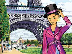 Pascualina Paris - alguien por ahi me dijo que me parecia a ella.. y yo digo que si Princess Zelda, Disney Princess, Sexy Outfits, Girl Power, Illustration, Sassy, Disney Characters, Fictional Characters, How Are You Feeling