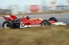 Jochen Rindt, Lotus on his way to a hollow victory. Ferrari, Maserati, Le Mans, Ford, Sport Cars, Race Cars, F1 Lotus, Jochen Rindt, Italian Grand Prix