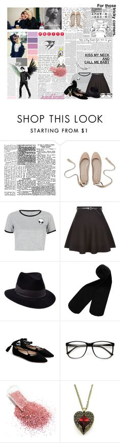 """""""i don't need to touch the sky; i just want to feel that high....and you refuse to lift me!"""" by saveyourself-illholdthemback ❤ liked on Polyvore featuring Black Swan, Alexander McQueen, WithChic, New Look, Penmayne of London, Monki, KEEP ME, INC International Concepts, CO and blackswan"""