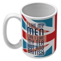 Hot and British
