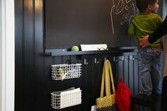 Tjusig Hanger For Door/wall, Black