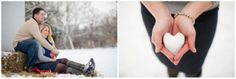 Pittsburgh Engagement Photography - Pittsburgh Wedding Photography - Winter Engagement Photos