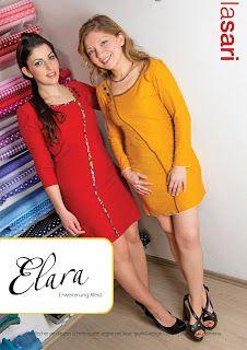 Elara Erweiterung zum Kleid