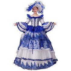 Partiss Damen Gothic Lolita Retro Style Prom Victorian Co... https://www.amazon.de/dp/B01IAZCAIG/ref=cm_sw_r_pi_dp_gUhHxbVCKCF6M