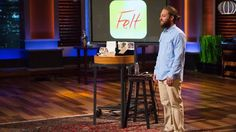 The Shark Tank Effect: This Entrepreneur 'Felt' the Power of the Show   Tomer Alpert co-founder and CEO of Felt had the opportunity to be on the season finale of Shark Tank last year.  I used to enjoy the show for its entertainment but was always curious about what happens behind the scenes. Alpert is a member of my Facebook entrepreneur group so I asked him some questions about his experience.  Whats the most important tip you learned about actually getting on Shark Tank?  Alpert answered…
