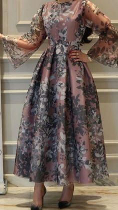 Fashion Dresses and Party Gowns Day to Night Plus Size Fashion Dresses, Trendy Dresses, Modest Dresses, Modest Fashion, Elegant Dresses, Beautiful Dresses, Casual Dresses, Formal Dresses, Long Dresses