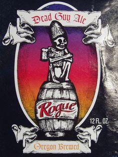 Caveroso   Rogue / Dead Guy Ale