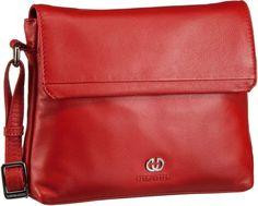 Gerry Weber Piacenza Flap Bag M Red - Abendtasche   Clutch