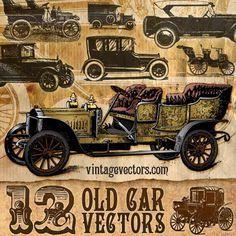 Resultado de imagen de laminas de periodico vintage