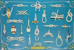 Seamen's knots