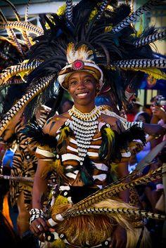 St Croix dancers | Female Zulu Dancer St. Croix Carnival | Flickr - Photo Sharing!