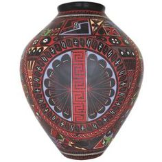 Mata Ortiz pottery is Mexico's greatest example of fine ceramics and contemporary folk art.  It originates from the tiny town of Mata Ortiz, in northern Mexico, where world-renowned master potter Juan Quezada created the unique Mata Ortiz style.  The pottery is inspired by the designs of the ancient Casas Grandes pueblo people and, as in the ancient tradition, incorporates only local materials found in the nearby mountains; from the coveted clays to the rich oxides used in the paints that…