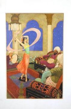 Rudolf Koivu - Ali Baba and 40 thieves - Morgiana dances