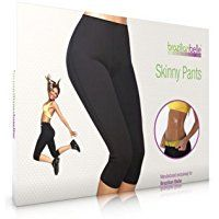 Weight Loss Pants - Neoprene Sauna Hot Pants Provide Anti Cellulite, Slimming Benefits - Get Better Results From Exercise for Weight Loss - Breathable, Moisture-Wicking Fabric >>> Click image to review more details.