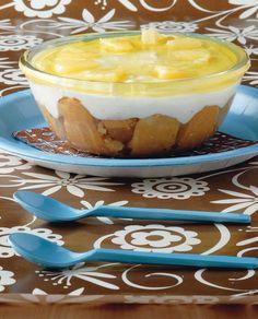 Γιαουρτογλυκό+με+ανανά