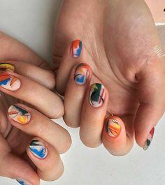 Short round nails Natural short nails design acrylic nails short simple short - All Ideas Natural Nail Designs, Short Nail Designs, Nail Designs Spring, Nail Art Designs, Nails Design, Design Design, Natural Design, Design Ideas, Acrylic Nails Natural