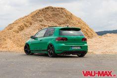VAU-MAX.de - Artikel - Grüner Pfeffer – Golf 6 GTI RS Tuning