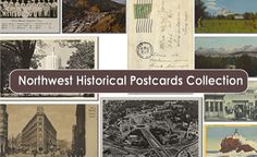 University of Idaho (Photo:  NW Postcards Historical Collection)