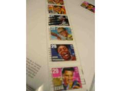 1993 Legends of American Music Series: Rock & Roll/Rhythm and Blues (2724-2730), Broadway (2767-2770), Country Music (2771-2774)stamps. The Country Music stamps were a part of the Postal Service's Legends of American Music Series, which began ear...