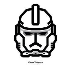 #Starwars #clone #troopers #character #design #robot #스타워즈 #캐릭터 #디자인 #고전
