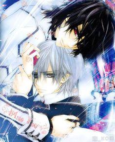 Vampire Knight - Zero & kaname