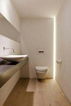 Light toilet