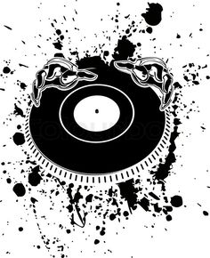 dj table clipart - Google Search