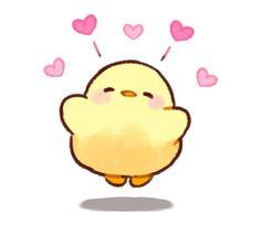 Cute Animal Drawings Kawaii, Cute Little Drawings, Cute Cartoon Drawings, Easy Drawings, Kawaii Doodles, Cute Doodles, Kawaii Art, Anime Kawaii, Cute Wallpaper Backgrounds