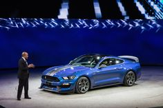 2016 Ford Mustang Shelby GT350R Is A Track-Honed Hooligan See: http://www.motorauthority.com/news/1096261_2016-ford-mustang-shelby-gt350r-is-a-track-honed-hooligan