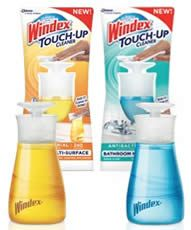 Win a Package of Windex Touch-Up Cleaners (1,000 Winners!) on http://www.icravefreebies.com/